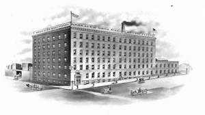 Krakauer Brothers - Krakauer Bros. factory in New York