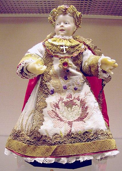 File:Krippenmuseum Mindelheim Jesuskind.jpg