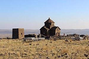 Saint Christopher Monastery - Image: Kristapori Vank 2