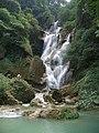 Kuang Si falls - panoramio.jpg