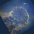 Kunisaki Peninsula STS068-253-7.jpg