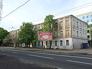 Kyiv Headquartess of Barracks Mel'nykova 24-1.jpg