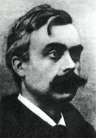 Léon Bloy - Bloy in 1887