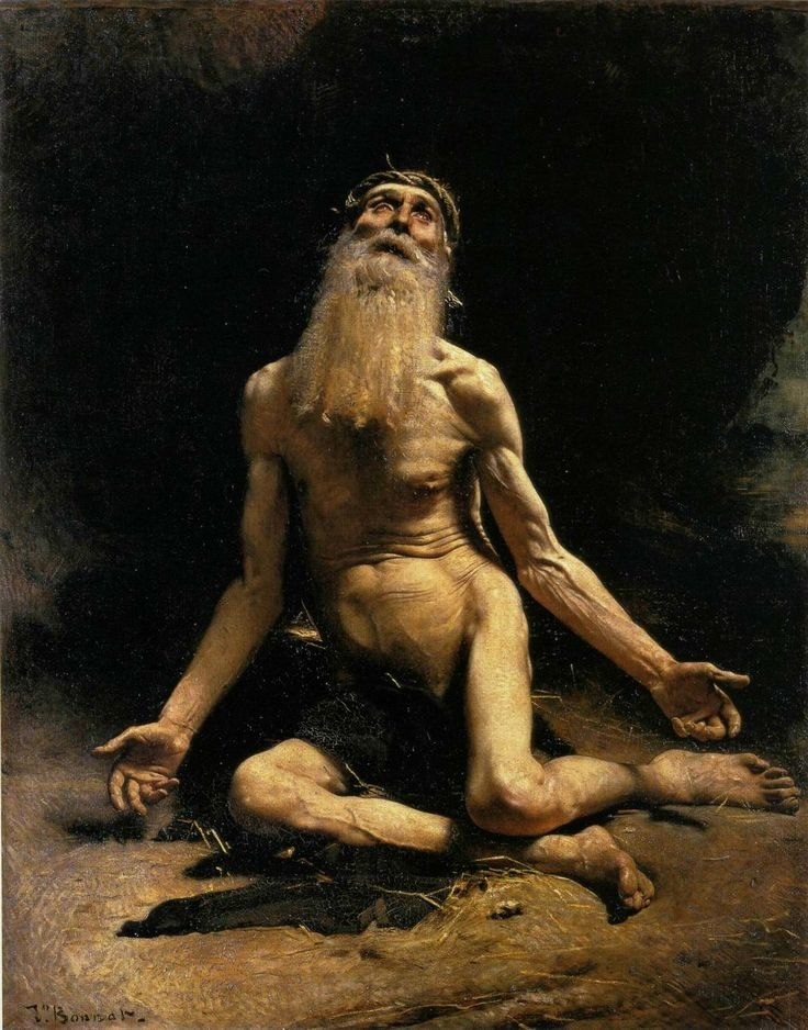 Léon Bonnat - Job
