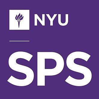 New York University School of Professional Studies - SPS Logo