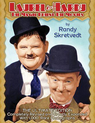 Randy Skretvedt - Image: LH Cover