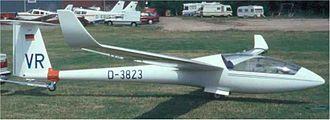 Rolladen-Schneider LS8 - Image: LS8a