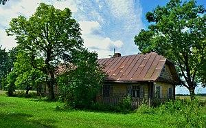 Lažai, senas namas.JPG
