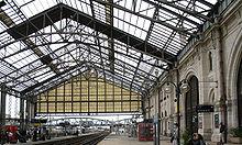 Gare de la rochelle ville wikip dia for Cout verriere exterieure