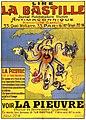 La Bastille, La Pieuvre (affiche).jpg
