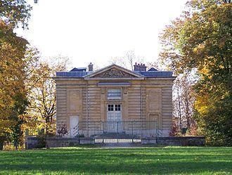Ange-Jacques Gabriel - Pavillon Butard
