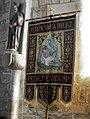 La Chapelle-Neuve. Bannière Notre-Dame de Pitié.jpg