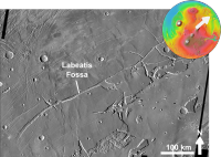 Labeatis Fossae based on THEMIS Day IR.png