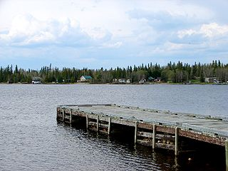 Lac-Sainte-Thérèse Dispersed Rural CommunityUnincorporated area in Ontario, Canada