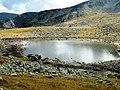 Lacul Zănoaga Mare din Parâng - panoramio.jpg