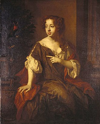 Elizabeth Seymour, Duchess of Somerset - A painting of Elizabeth Seymour by Peter Lely