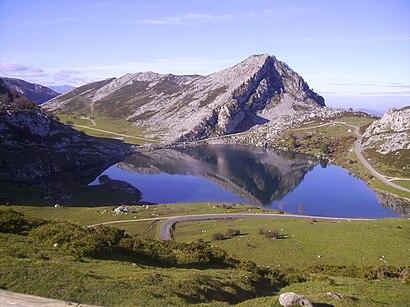 La Montaña de Covadonga