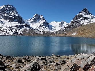 La Paz Department (Bolivia) - Ch'iyar Quta (La Paz)