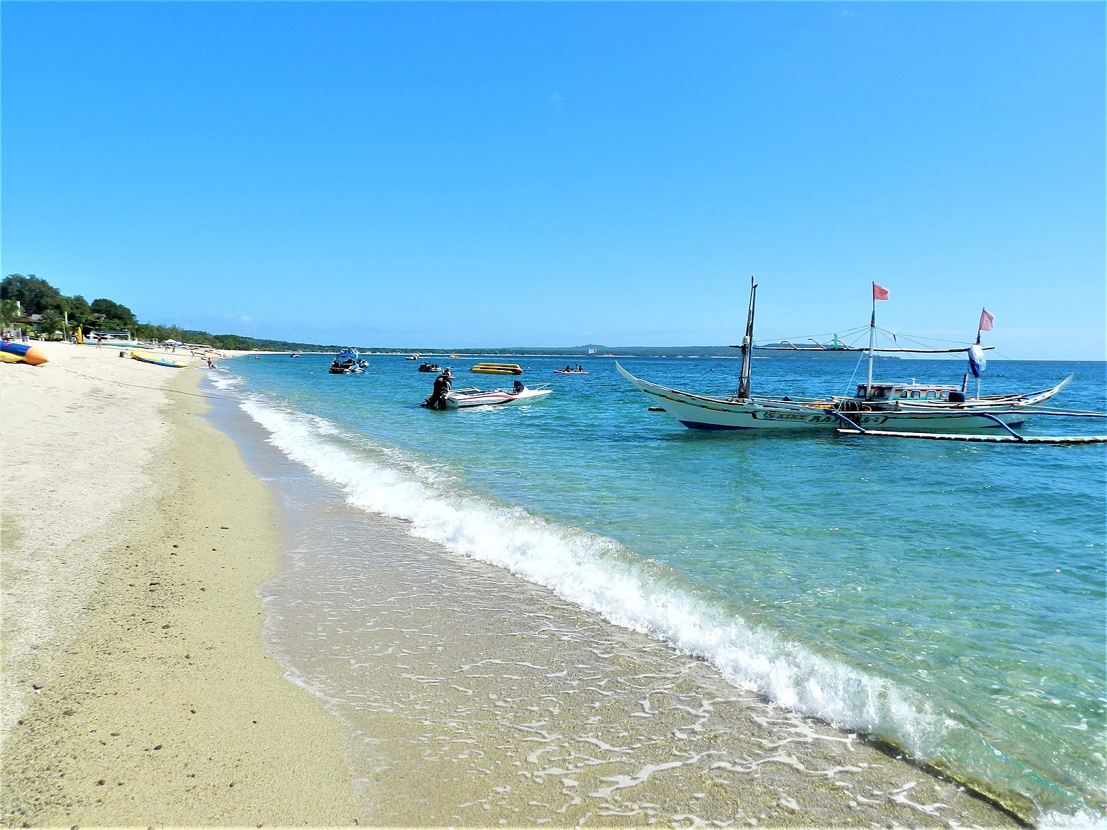 Laiya Beach, Batangas