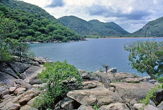 Southeast Africa - Lake Malawi in 1967