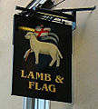Lamb and Flag sign (cropped).jpg