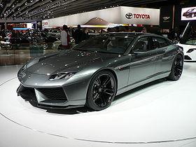 Lamborghini on Lamborghini Estoque   Wikip  Dia