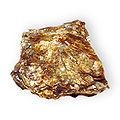 Lamprophyllite Basic sodium strontium barium titanium fluo-silicate Kola Peninsula, Russia 2882.jpg