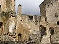 Landštejn, hrad, nádvoří 02.jpg