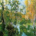 Landscape. Pavlovsk. By A.Golovin (1910).jpg