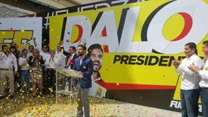 Abdalá Bucaram Jr. - Lanzamiento a la Presidencia de la República del Ecuador (2016)