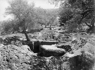 Lapithos, grävningsplatsen, Anastasia - SMVK - C00927.tif