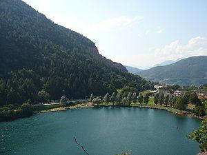 Lago di Lases - Image: Lases 37