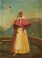 Lavadeira de Braga (1863) - Francisco José Resende.png