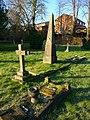 Laverstock - Cemetery - geograph.org.uk - 1713158.jpg