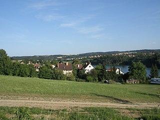 Lazinov Municipality in South Moravian, Czech Republic