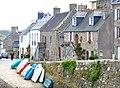 Le Conquet 30 Maisons anciennes face au port.jpg