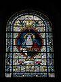 Le Mêle-sur-Sarthe (61) Église Notre-Dame-de-l'Assomption Vitrail 04.JPG