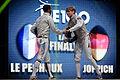 Le Pechoux v Joppich semi-final Master de fleuret 2013 t220102.jpg