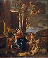 Le Repos pendant la fuite en Egypte - Poussin - Metropolitan.jpg