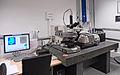 Le microscope infra-rouge de la ligne de lumiere SMIS (Synchrotron Soleil).jpg