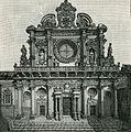 Lecce chiesa di Santa Croce xilografia di Richard Brend'amour.jpg