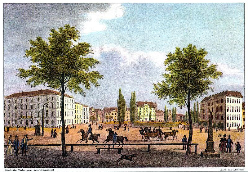 File:Leipzig Esplanade c1840.jpg