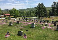 LempsterNHWindFarm Cemetery