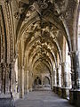 Leon - Catedral (Pasillo del Claustro).jpg