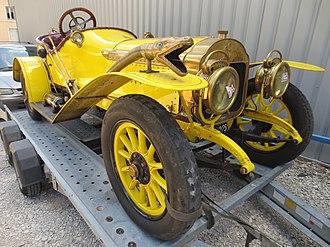 Léon Bollée Automobiles - Image: Leon Bollee G3 001