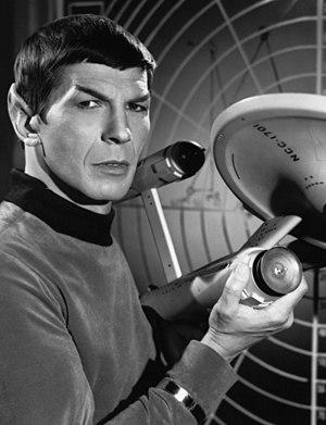 Leonard Nimoy - Nimoy as Spock
