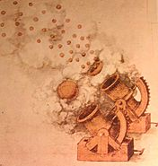 Leonardo cannons