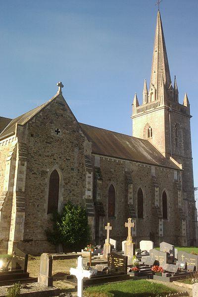 Église des Les Champs-de-Losque