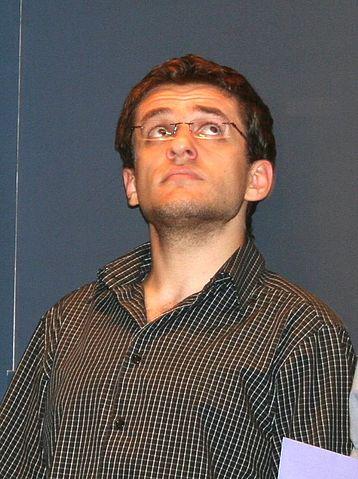 Левон Аронян. 14.08.2005