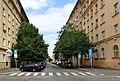 Libická street, Praha, north part.jpg